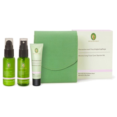 Moisturizing Travel/ Sample Kit Neroli Cassis Primavera