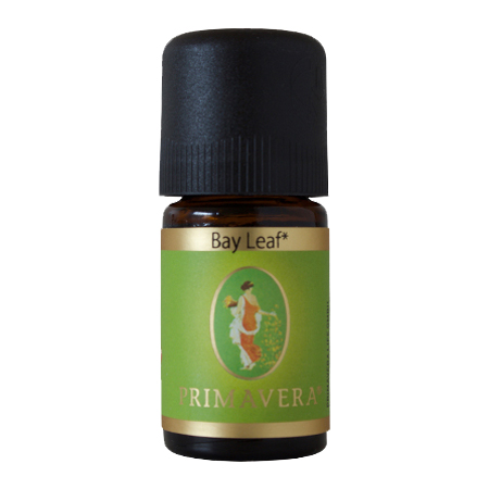 Organic Bay Leaf by Primavera 5 ml
