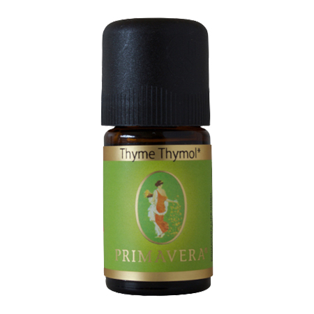 Organic Thyme Thymol 100% Primavera 5ml