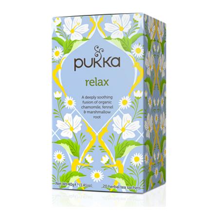 Relax Pukka Tea 20 ct.