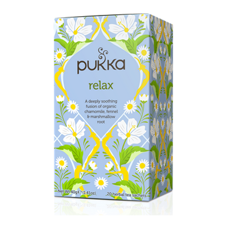 Relax Pukka Tea 20 ct.