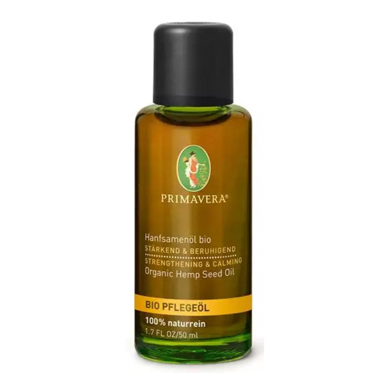 Primavera organic hemp seed oil