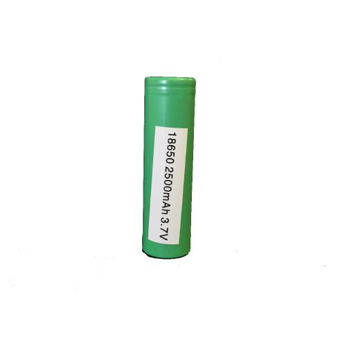 100 Pack - 25R / 2500 mah / 20A Battery