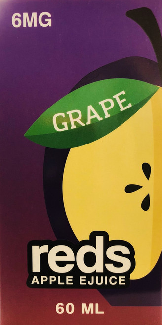 GRAPE  (60ml) by REDS