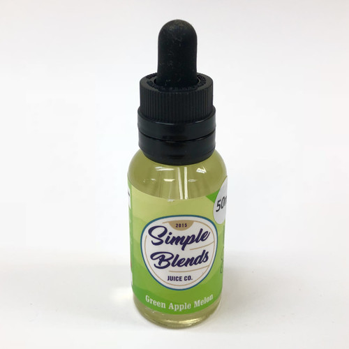 Green Apple Melon (30ml) by Simple Blends