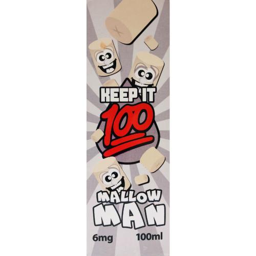 Keep it 100 Mallow Man (100ml)