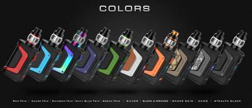 Aegis Legend Kit 200 W by Geek Vape