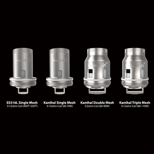 FreeMax Mesh Pro Coils (3 pack) **ALL IN STOCK**