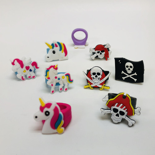 Vape Bands Pirates & Unicorns