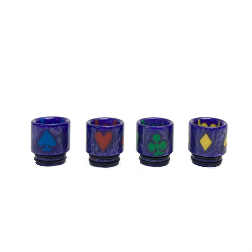 Special 4 Pack!! Drip Tip Poker (810)