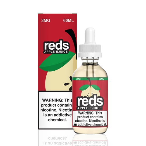 Apple Original (60ml) By Reds