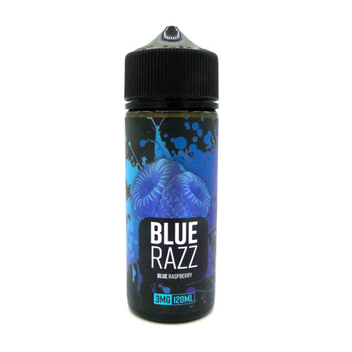 Blue Razz by OOOFlavors (120ml)