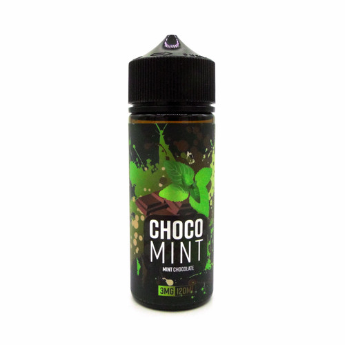 Choco Mint by OOOFlavors (120ml)