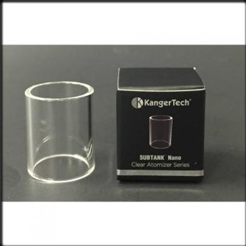 Replacement Glass For Kanger Top Nano Tank (1 pcs)