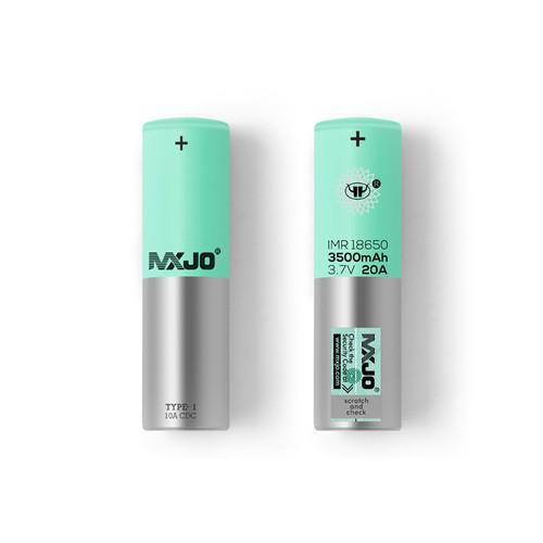 MXJO 3500 mAh 100 Pack (Green)