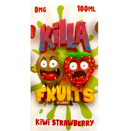 Kiwi Strawberry (100ml) Killa Fruits