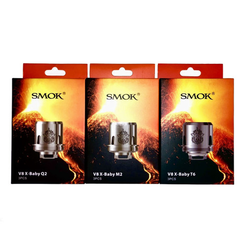 SMOK TFV8 X Baby Beast Brother Coil (3 pack)