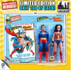 DC World's Greatest Super Heroes Retro Two-Pack Series 3 Wonder Woman & Superman Retro Action Figures