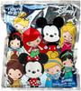 3D Figural Keyring Disney Series 1 Mystery Pack