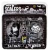 NECA Scalers Batman & The Joker Exclusive 3.5-Inch Vinyl Figure 2-Pack