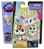 Littlest Pet Shop Pets in the City Lulu & Reynard Foxley [Glimmer Pet]