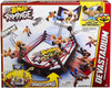WWE Wrestling Rumblers Rampage Devastadium Mini Figure Playset
