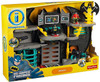 Fisher Price DC Super Friends Imaginext Batcave 3-Inch Figure Set