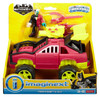 Fisher Price DC Super Friends Imaginext Two-Face & SUV 3-Inch Figure Set