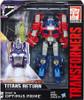 Transformers Generations Titans Return Diac & G2 Optimus Prime Voyager Action Figure