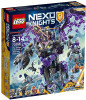 LEGO Nexo Knights The Stone Colossus of Ultimate Destruction Set #70356
