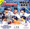 MLB Topps 2017 Bowman Baseball Exclusive Trading Card MEGA Box [5 Regular Packs & 2 Exclusive Chrome Packs]