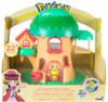 Pokemon Petite Pals Escape in the Forest Playset [Pikachu, Oshawott, Fennekin & Fletchling]
