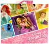12 Days of Socks Kids Disney Princess 12-Pack [Shoe Size 9-2.5]