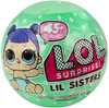 LOL Surprise Series 2 Lil Sisters Mystery Pack [Wave 2, Blue Diapers]