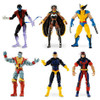Marvel Universe 35th Anniversary Giant Size X-Men Action Figure 6-Pack [Wolverine, Nightcrawler, Storm, Cyclops, Colossus & Thunderbird]