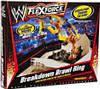 WWE Wrestling FlexForce Breakdown Brawl Ring Action Figure Playset