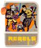 Disney Star Wars Rebels Zip-Up Stationery Kit