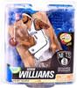 McFarlane Toys NBA Brooklyn Nets Sports Picks Series 22 Deron Williams Action Figure [White Jersey]
