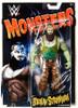 WWE Wrestling Monsters Braun Strowman as Frankenstein Action Figure