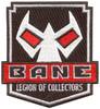 Funko DC Batman Bane Exclusive Patch [Batman Villains Box]