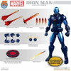 Marvel One:12 Collective Stealth Iron Man Exclusive Action Figure