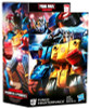Transformers Prime Wars Trilogy Power of the Primes Punch-Counterpunch Deluxe Action Figure