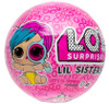 LOL Surprise Series 4 Eye Spy Lil Sisters Mystery Pack [Wave 2, Yellow Diapers]
