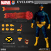 Marvel One:12 Collective Cyclops Exclusive Action Figure [Diamond Previews Exclusive]