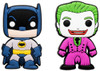Funko DC Batman & Joker Exclusive Magnet 2-Pack