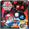 Bakugan Battle Planet Battle Brawlers Starter Set [Pyrus Hydorous]