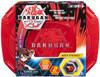 Bakugan Battle Planet Battle Brawlers Baku-Storage Storage Case [Red, Includes Dragonoid]