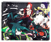 My Hero Academia Battle Bi-Fold Wallet