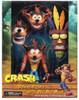 NECA Crash Bandicoot Ultra Deluxe Action Figure