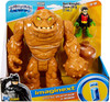 Fisher Price DC Super Friends Imaginext Oozing Clayface & Robin 3-Inch Figure Set